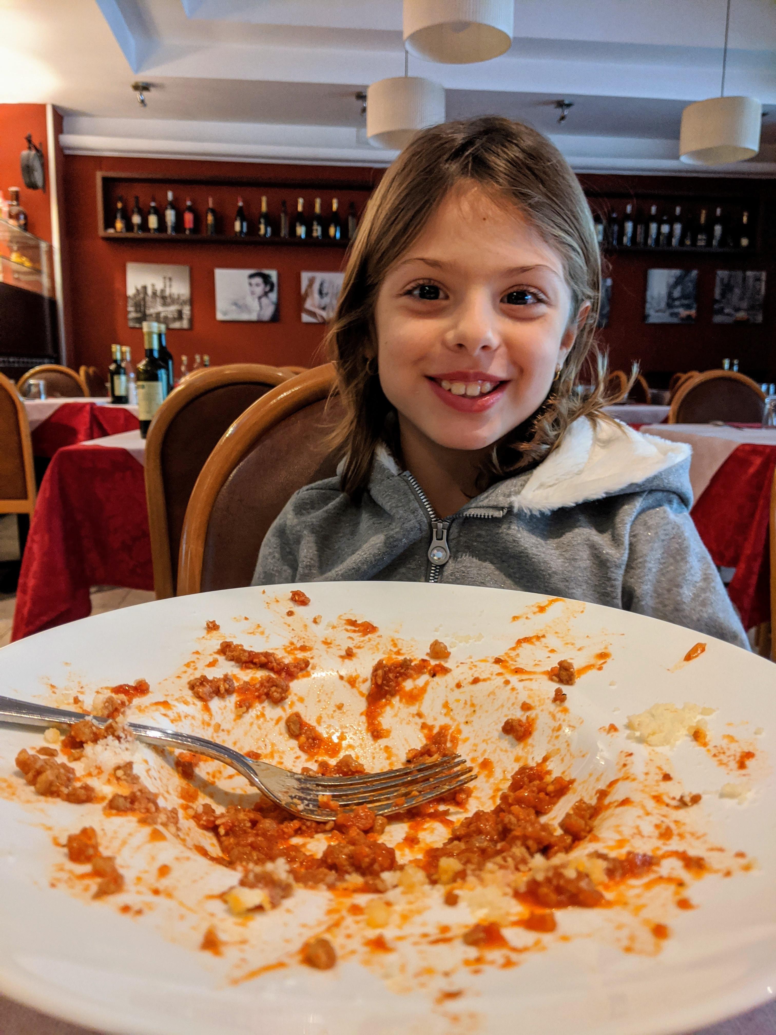 Trattoria Pizzeria ai Bastioni: manca poco!