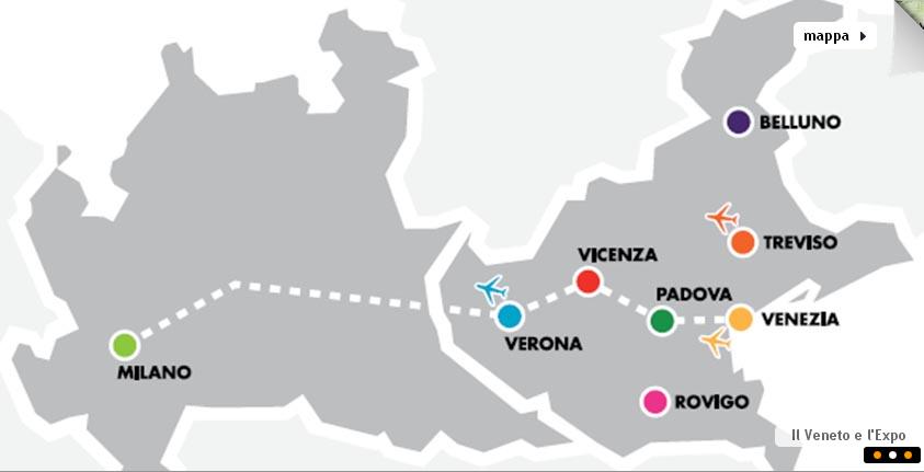 La strada per Expo passa da Verona!