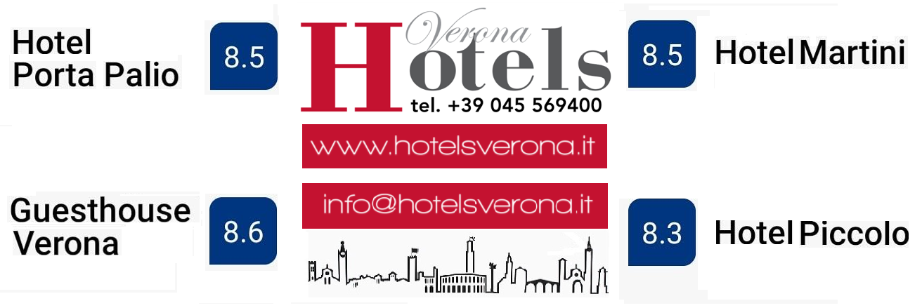Hotelsverona: mai così in alto!