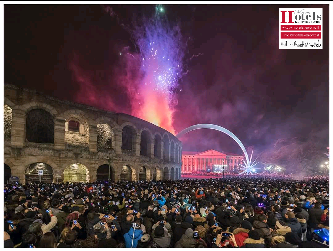 Capodanno 2020 a Verona!