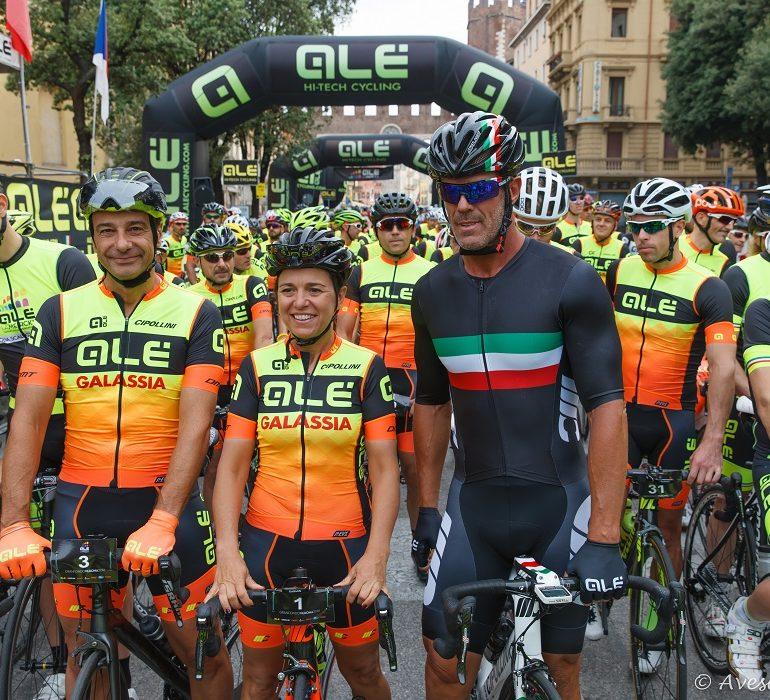 Alè La Merckx il 10 Giugno 2018 a Verona