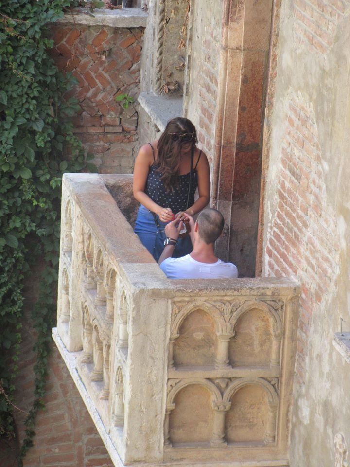 Portate i vostri fidanzati a Verona!