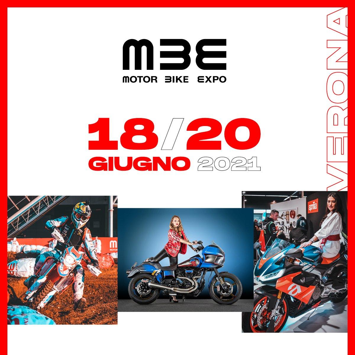 Motor Bike Expo dal 18 al 20 Giugno