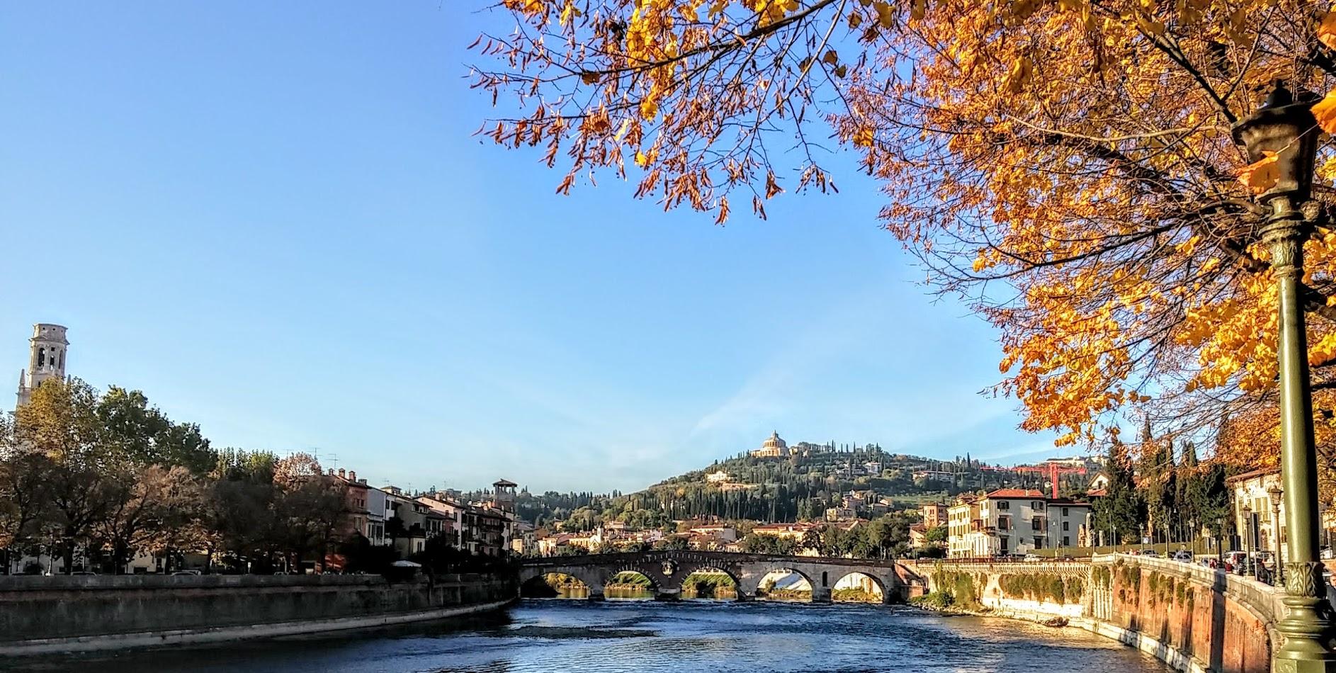 Arriva l'autunno a Verona!