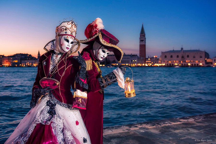 Venice Carnival is coming!