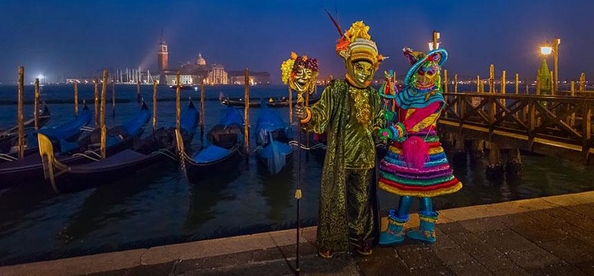 Dormi a Verona, vai a vedere il Carnevale di Venezia!