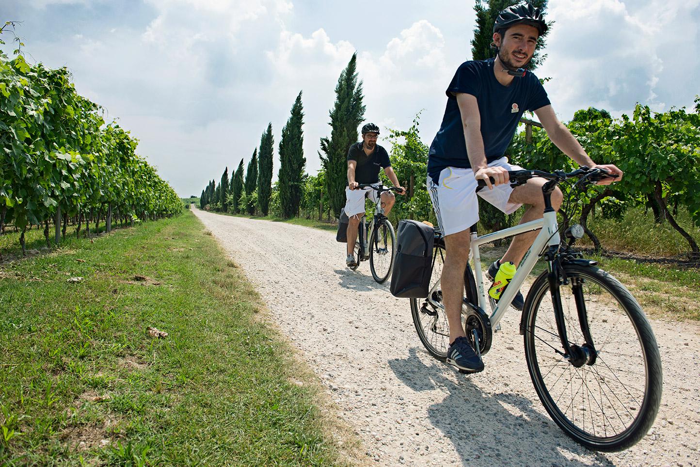 NOVITA': Aggiungi una escursione in bicicletta al tuo soggiorno!