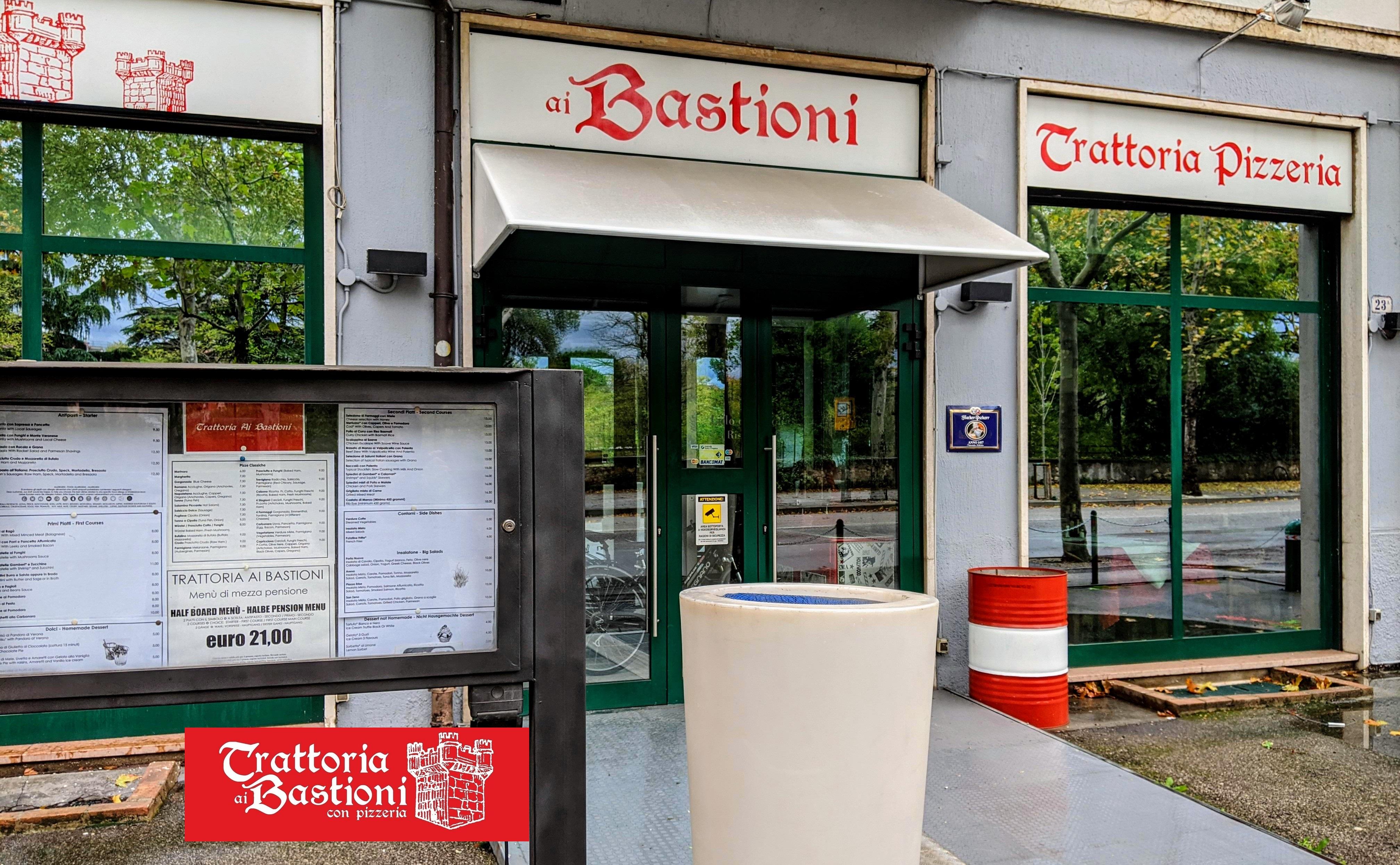 La nostra famiglia (Parte 2): Trattoria Pizzeria ai Bastioni!