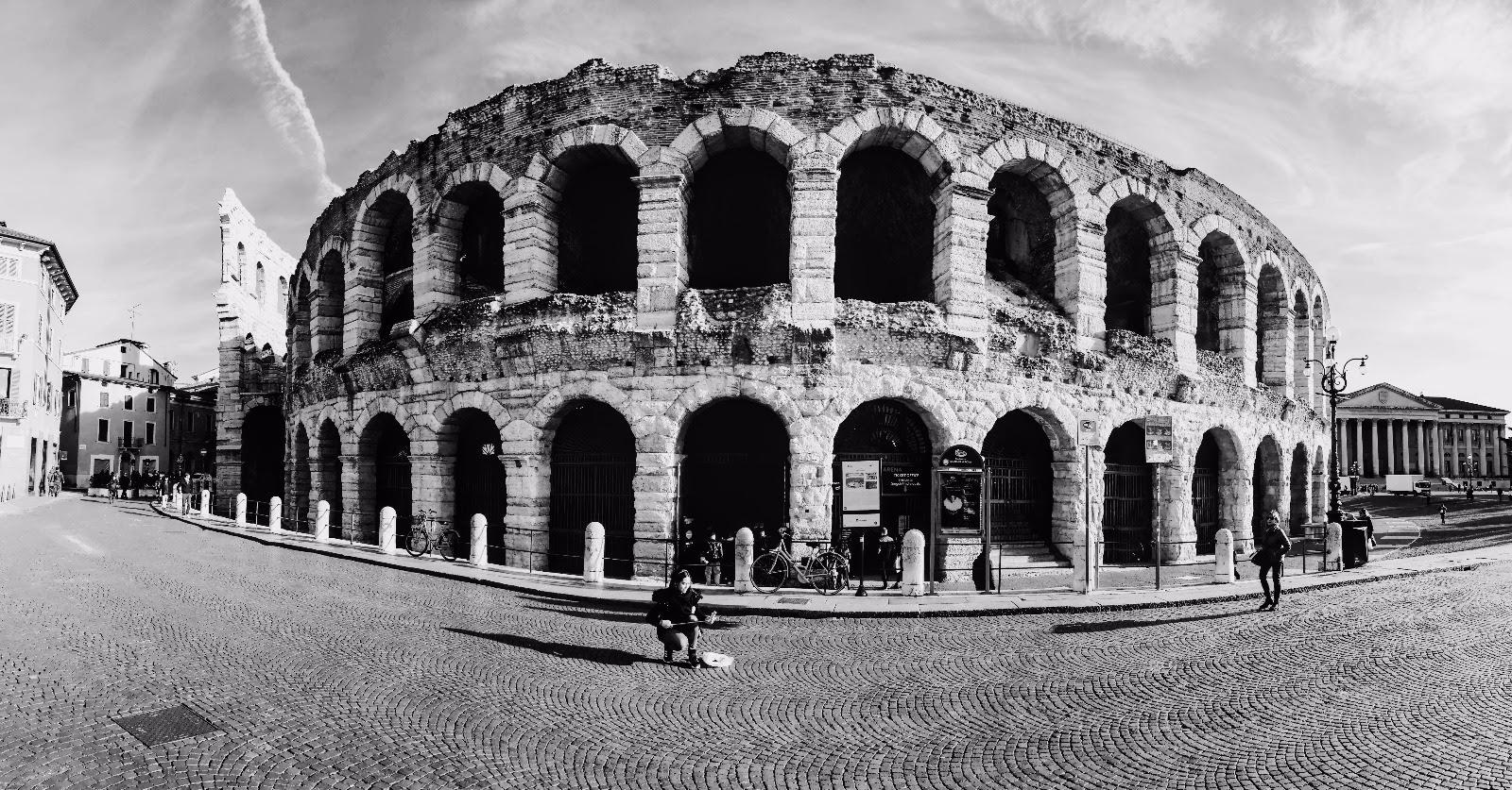 Arricchite i vostri ricordi con delle belle foto di Verona!