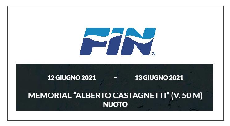 Trofeo Alberto Castagnetti 2021: noi ci siamo!