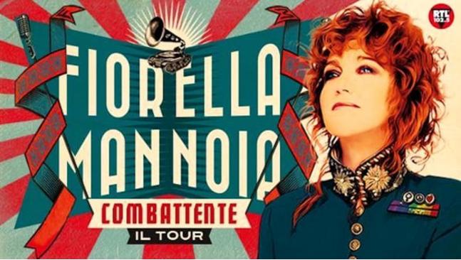 Fiorella Mannoia il 17 Settembre in Arena!