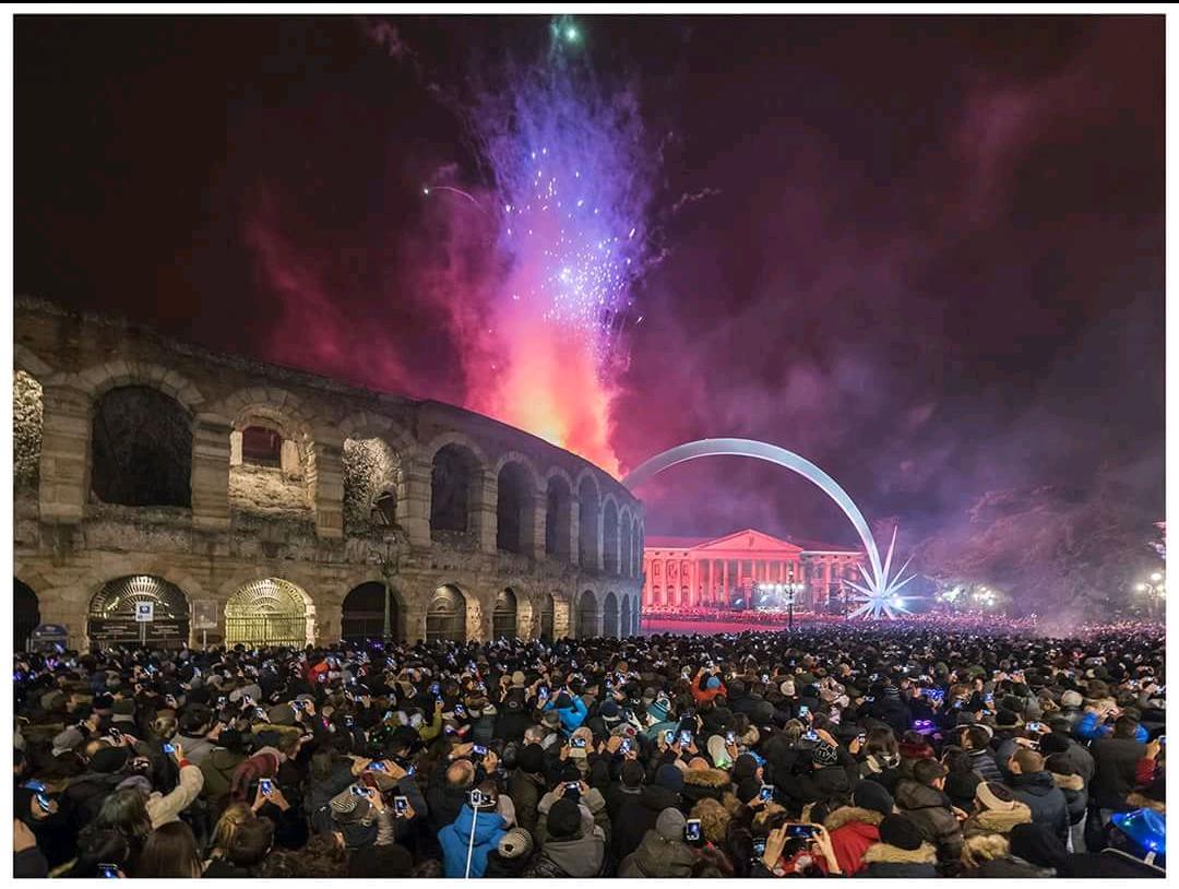 Capodanno 2019 a Verona!
