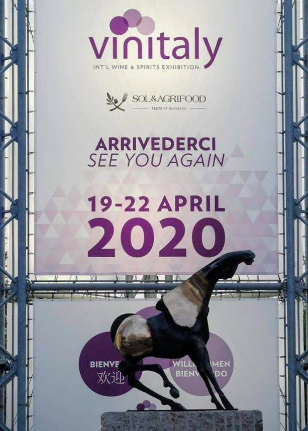 Vinitaly 2020? Hotelsverona.it!