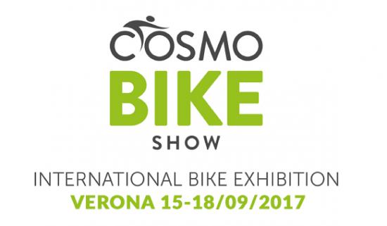 Cosmobike Show dal 15 al 18 Settembre a Verona!