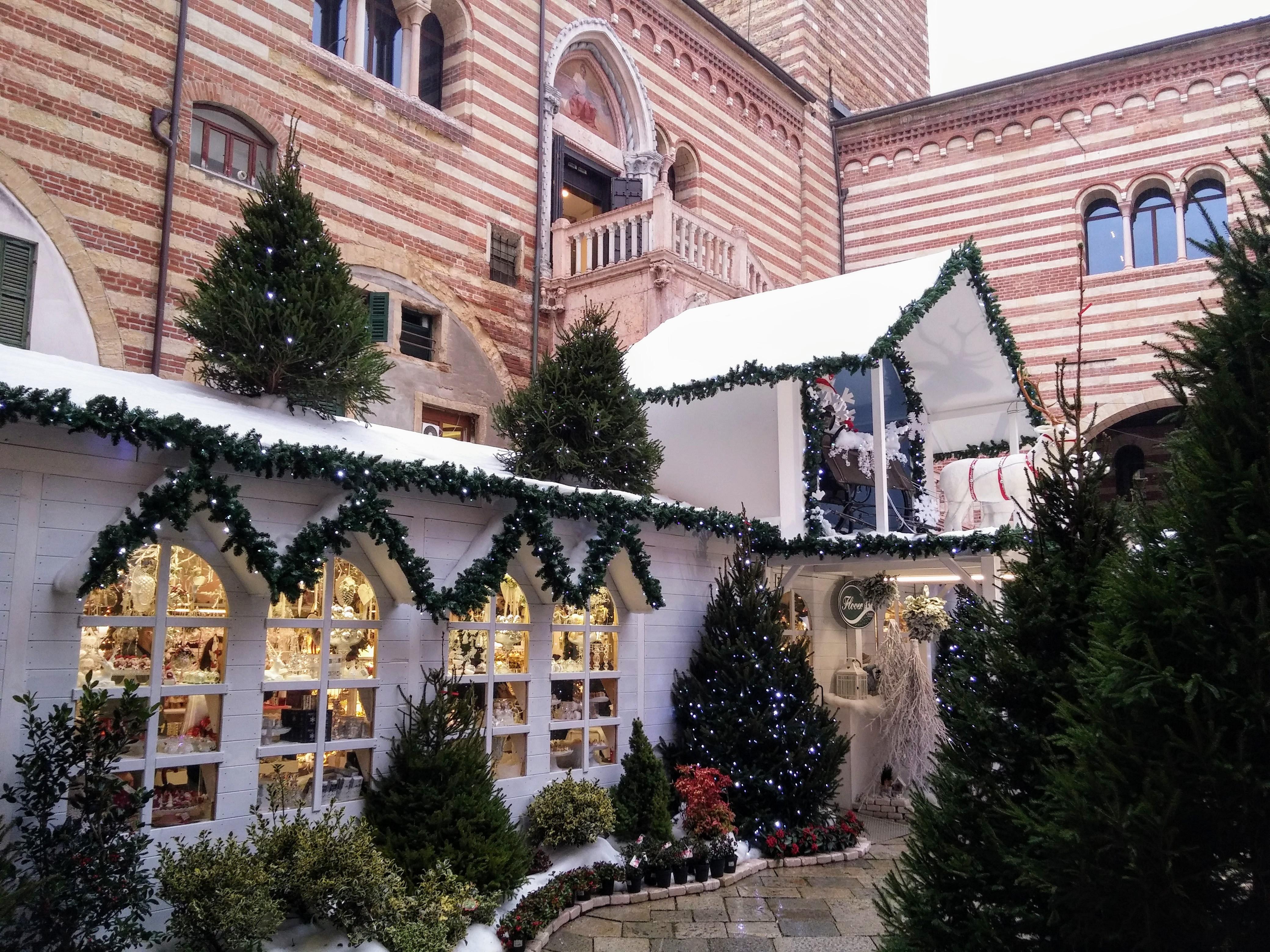 Natale a Verona: tutta la città a tema natalizio!