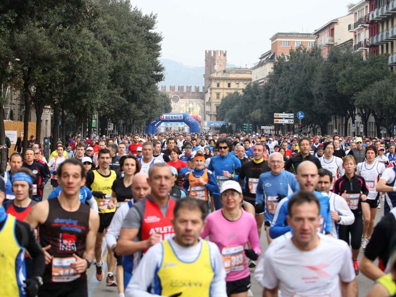 RUN FOR VERONAMARATHON!