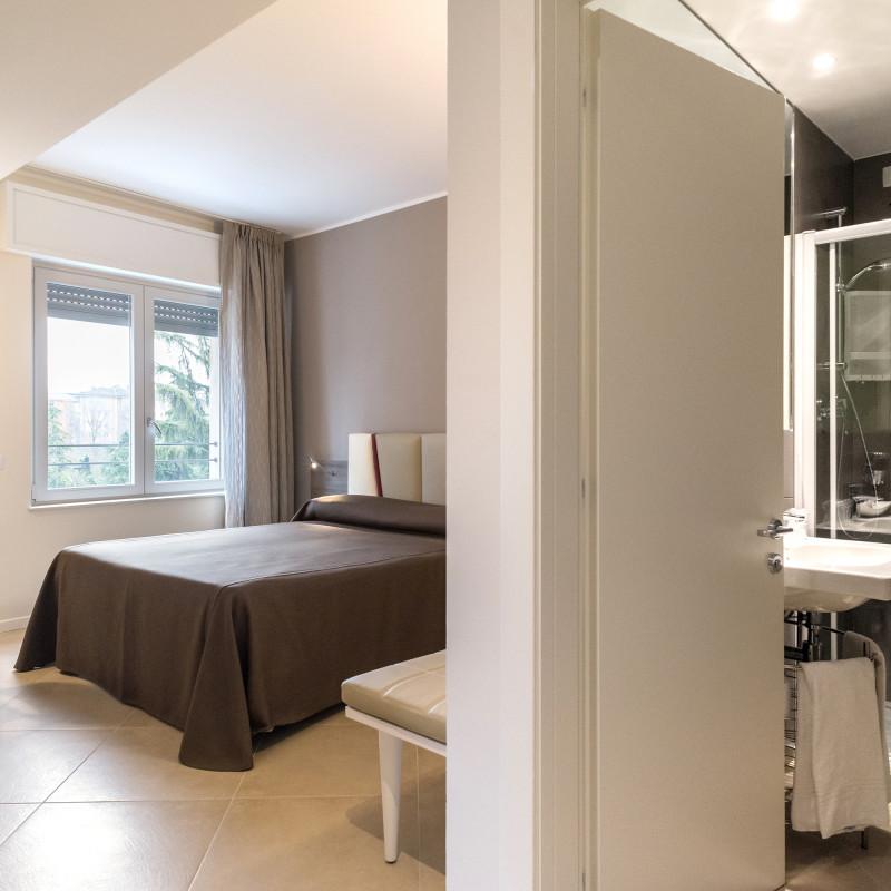 Doppelzimmer standard mit frÜhstÜck